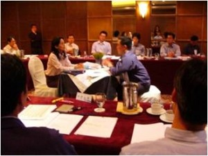 MBTI自己分析&マネージャーのためのコーチング研修